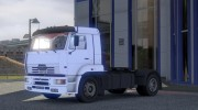 Kamaz 5460 for Euro Truck Simulator 2 miniature 1