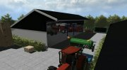 Placeable shelter 1.0 for Farming Simulator 2013 miniature 2