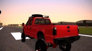 Ford F-350 2010 Lifted Sema Show for GTA San Andreas miniature 5