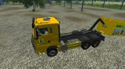 MAN HKL Cereal AG v 3.0 для Farming Simulator 2013 миниатюра 2
