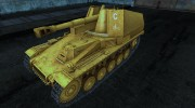 Wespe Gesar 1 for World Of Tanks miniature 1