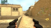 CS 1.6 Glock revitalization for Dualies для Counter-Strike Source миниатюра 2