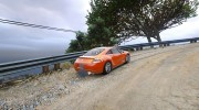 Mitsubishi Eclipse 2006 for GTA 5 miniature 2