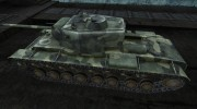 Шкурка для КВ-4 for World Of Tanks miniature 2