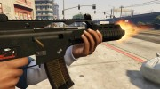 G36K (Animated) for GTA 5 miniature 3