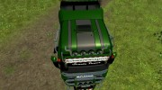 Scania R560 Templer Edition Green Turm for Farming Simulator 2013 miniature 2
