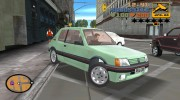 Peugeot 205 GTI for GTA 3 miniature 1