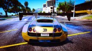 Bugatti Veyron v6.0 for GTA 5 miniature 2