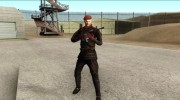 Metal Gear Solid 3 для GTA San Andreas миниатюра 2