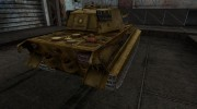 Шкурка для PzKpfw VIB Tiger II for World Of Tanks miniature 4