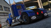 Peterbilt 289 for GTA 5 miniature 4