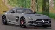 Mercedes-Benz SLS AMG Black Series 2013 для GTA San Andreas миниатюра 2