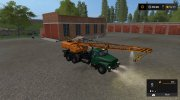 КрАЗ 250-Ш КС4561-А версия 1.3 for Farming Simulator 2017 miniature 2