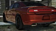 Dodge Charger for GTA 5 miniature 3