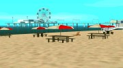 Reality Beach Santa-Marie for GTA San Andreas miniature 1