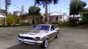 Shelby GT500KR for GTA San Andreas miniature 1