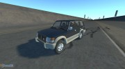 Mitsubishi Pajero 1993 for BeamNG.Drive miniature 1