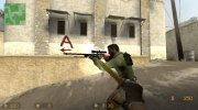 AWP Скоростной Зверь StatTrack for Counter-Strike Source miniature 8