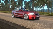 BMW 1M E82 for Euro Truck Simulator 2 miniature 1