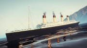 1912 RMS Titanic for GTA 5 miniature 1