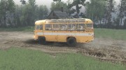 ПАЗ 3201 for Spintires 2014 miniature 9