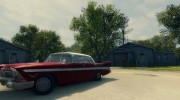 Plymouth Belvedere Sport Sedan 1957 for Mafia II miniature 3
