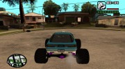 GTA 5 Imponte Ruiner Monster Truck for GTA San Andreas miniature 2