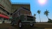 Chevrolet Forvard Control 20 Ice Cream for GTA Vice City miniature 2