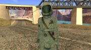 Spacesuit From Fallout 3 для GTA San Andreas миниатюра 1