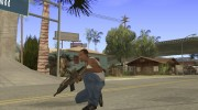 End Of Days: XM8 (HD) для GTA San Andreas миниатюра 3
