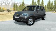 Chevrolet Niva for BeamNG.Drive miniature 1