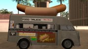 Tempo Matador 1952 Hotdog Van - Edition for GTA San Andreas miniature 6