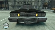 1978 Cadillac Fleetwood Hearse for GTA 4 miniature 2