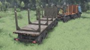 КамАЗ 63501 for Spintires 2014 miniature 3