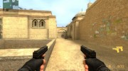 CS 1.6 Glock revitalization for Dualies для Counter-Strike Source миниатюра 1