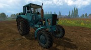МТЗ 82 Small Kabin для Farming Simulator 2015 миниатюра 1