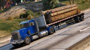 Peterbilt 289 for GTA 5 miniature 3