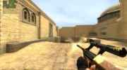 Six-colour desert steyr aug for Counter-Strike Source miniature 2