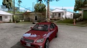 Toyota Altezza RS200 1998 for GTA San Andreas miniature 1