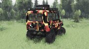 УАЗ 31514 Тундра for Spintires 2014 miniature 3