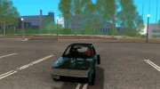 Volkswagen Golf II Cut Edition for GTA San Andreas miniature 1