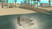 HL2 Airboat for GTA San Andreas miniature 4