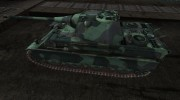 Шкурка для Panther II norway forest for World Of Tanks miniature 2