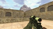 SCAR Сайрекс for Counter Strike 1.6 miniature 3