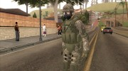 US Army Urban Soldier Gas Mask from Alpha Protoc for GTA San Andreas miniature 2