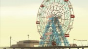 GTA IV Ferris Wheel Liberty Eye  миниатюра 1