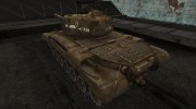 Шкурка для M46 Patton for World Of Tanks miniature 3