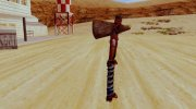 GTA Online DLC After Hours Stone Hatchet for GTA San Andreas miniature 1
