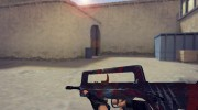 Famas Survivor Z Retexture for Counter Strike 1.6 miniature 1
