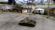 IS-7 Heavy Tank for GTA San Andreas miniature 2